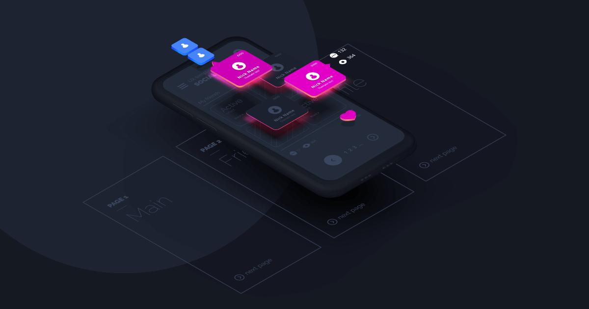 UI Design: La importancia de la distribución de colores al diseñar interfaces